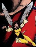Wasp from Avengers#382 cover of the 2nd story.