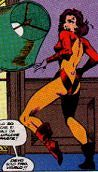 Wasp in Avengers West Coast Annual #5.