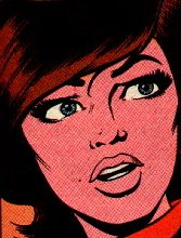 Janet drawn by Byrne in Marvel Team-up #59.
