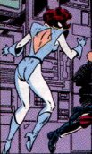 Wasp in Avengers West Coast #60.